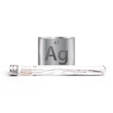 Четка за зъби Nano-b Silver с нано сребърни частици